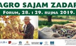 Poziv na Agro sajam Zadar