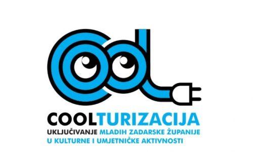 """Početna  konferencija projekta """"COOLturizacija – Uključivanje mladih    Zadarske županije u kulturne i umjetničke aktivnosti"""""""