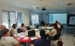 Održan je prvi radni sastanak hrvatskih projektnih partnera na projektu – PRIZEFISH - Piloting of eco - innovative fishery supply - chains to market added - value Adriatic  fish  products