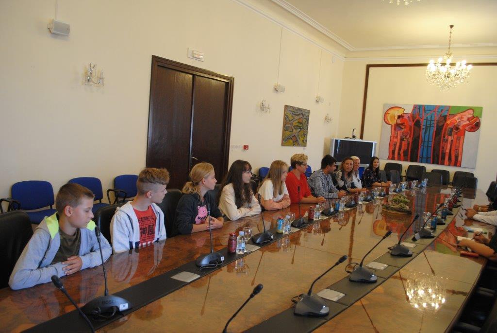 Mjesto za upoznavanje u Slovačkoj